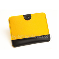 100% wool felt case for laptop and i pad
