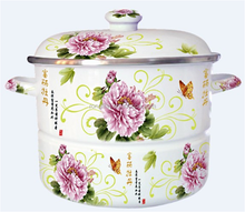 Hot Sale High Quality Full Decal Couscous Stock Pot