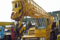 used Tadano lifting/building truck crane 35ton TG-350M, japan original tadano truck crane 35ton