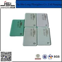 glass green color acrylic sheet