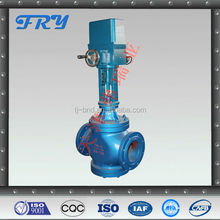 ZDLC electronic integrated type double seated control valve