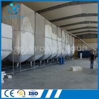 Small square steel silo for sale