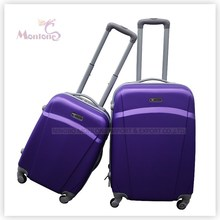 """20"""" 24"""" 28"""" 3PCS ABS Business Quality Trolley Case and Purple Luggage for Travel"""