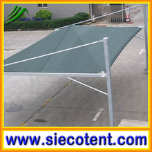 Wholesale goods from china outdoor metal carports wholesale