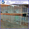Good quality rabbit breeding cages /double rabbit cage (Factory)