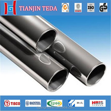 surface 2B/BH/NO.1/NO.2 310s stainless steel seamless pipe made in China for petroleum