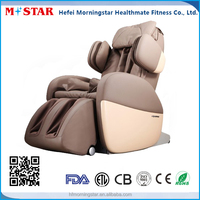 Home Personal Massage Chair With Shiatsu and Rolling Massage