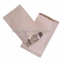 Manufacturer aluminum foil lined paper bag