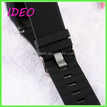 Small order accept/test order quantity accept Paypal custom Android smart watch with camera FM radio