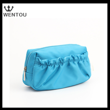 New Arrival unique Scalloped cosmetic bag