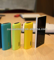 Multifunction Portable Rechargeable Power Bank for iPhone with Flashlight