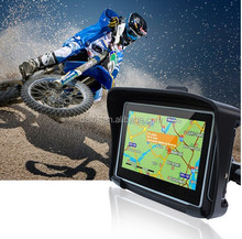 Sat Nav GPS Case Holder For Motor cycle Bike with Waterproof protection