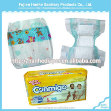 Import China Products Dry Surface Baby Disposable Diapers In China