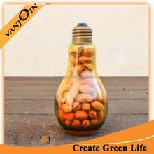 100ml Glass Bottle Candy Jar Home Decoration