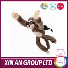 AE54/ASTM/ICTI/SEDEX small exquisite with new listing design baby plush monkey