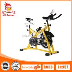 2015 Jinhua on sale indoor new style fat bike Total core spinning bike as seen on tv