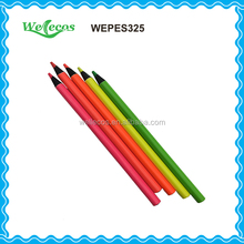 High Quality Personalized Fluorescent Colored Pencil
