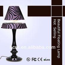 New Crazy ! Magnetic Levitation Crazy Lamp, back pin g4 smd led lamp