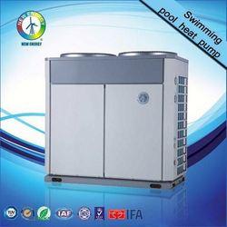 stainless steel Split shell tube cooler heat exchanger for heating system