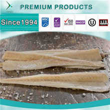 Premium Quality BRC MSC HACCP salted pollock