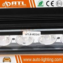 Super brightness 220w off road led light bars offroad vehicles led light bar