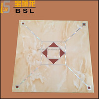 59.5*59.5cm,60*60cm indoor waterproof and fireproof decorative pvc ceiling and pvc wall panel