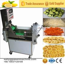 special design cucumber cutter machine / cucumber slicer / vegetable cutting machine