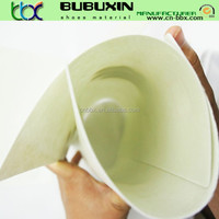 Shoe upper material Stiffener sheet Chemical sheet with hot melt