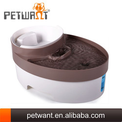 2015 Featured Pet Product Automatic Pet Dog Water Fountain