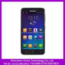 Original Brand mobile phone 5 Inch single sim mobile phone lenovo smartphone A606