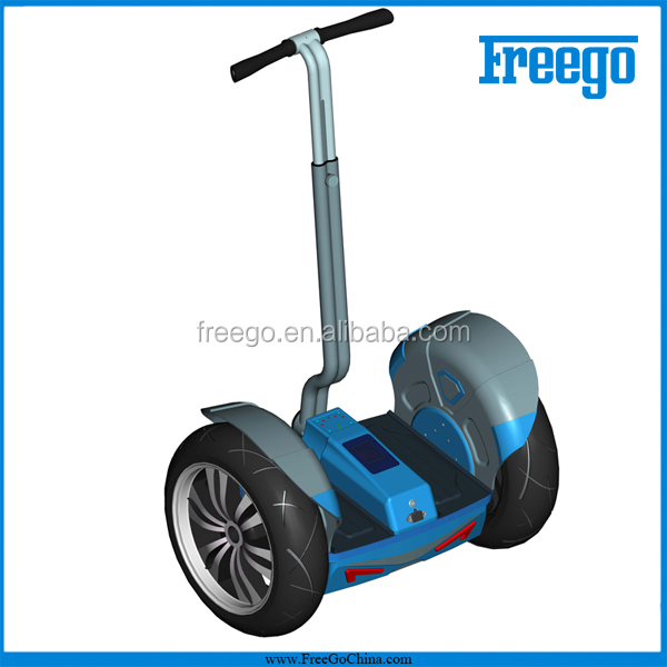 Freego wholesale electric motor scooters for adults kick for Big wheel motor scooter