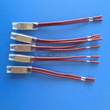 BW kilixon type bimetal thermal protector thermostat UL, VDE, CB, ROHS