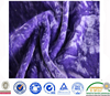100% polyester semi spandex embossed fleece korean velvet for upholstery