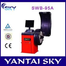 2045 hot sale wheel balancer, used wheel balancer, balance wheel