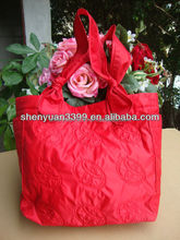 Oem Foldable Reuseable Shopping Bag, Hot New Products For 2015 Shopping India Hand Bags