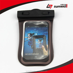 Universal Waterproof Phone Bag For Apple iPhone 6, 5s, 5, for Galaxy S5, S4 S3, for Galaxy Note 3, MP3 Player