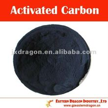 activated carbon large surface area for refining of sugar /oil