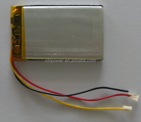 li ion battery 3.7v 950mah lithium polymer battery with CE,FCC,ROHS