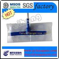 Wholesale Fabric household wet wipes/floor cleaning cloths raw material spunlace nonwoven fabric