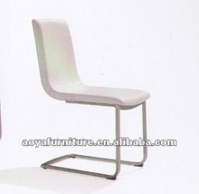 AY-201B modern PU leather louis ghost chair