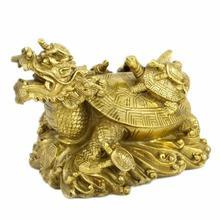 Gets.com brass wood dragon puzzle