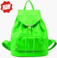 guangzhou nombre de marca de moda de verano 2013 popular mochila de la pu de la marca para los adolescentes
