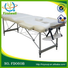 Adjustable facial massage beauty bed/beauty salon bed