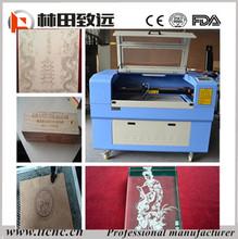 Good discount wood acrylic granite laser engraving machine 9060