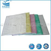 Medium filter G4-F9 filtration grade ans synthetic fiber pocket filter media