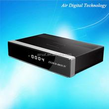 CLOUD IBOX4 COMING 2DVB-C 1.3G DUAL CPU BEST VALUE