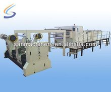 CE Paper Roll Sheeter Printed Paper Roll to Sheet Cutting Machine Roll Cutter