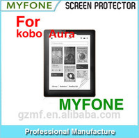 Phone accessories high clear screen protector for Kobo Aura H2O