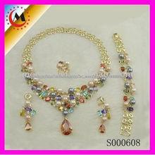 Barato al por mayor de la joyería de perlas de África