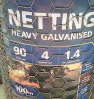 1/4 1/2 3/4 5/8 1 3/2 2 3 4 inch chicken coop wire netting in all gauges